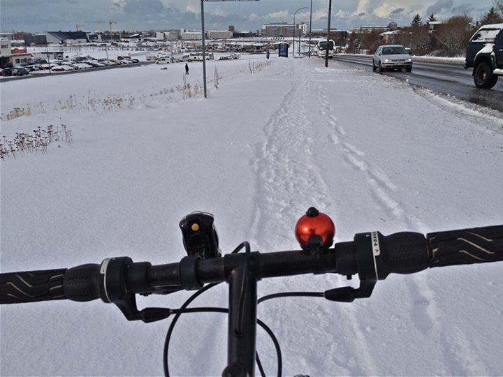 El cambio de llevar un BMW a ir en bicicleta por decision propia