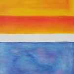 Yellow Red Blue - Mark Rothko