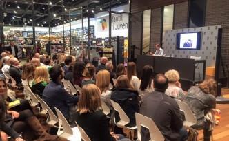 Jordi Pujolà, charla en La Casa del Libro, vídeo completo