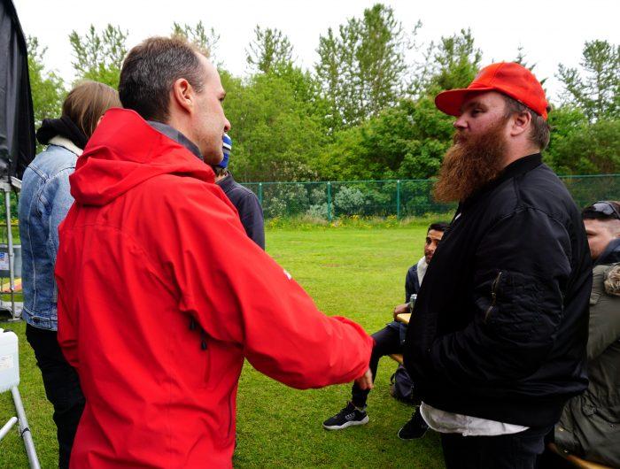 Pink Street Boys Islandia Axel Bjornsson entrevista Jordi Pujolà