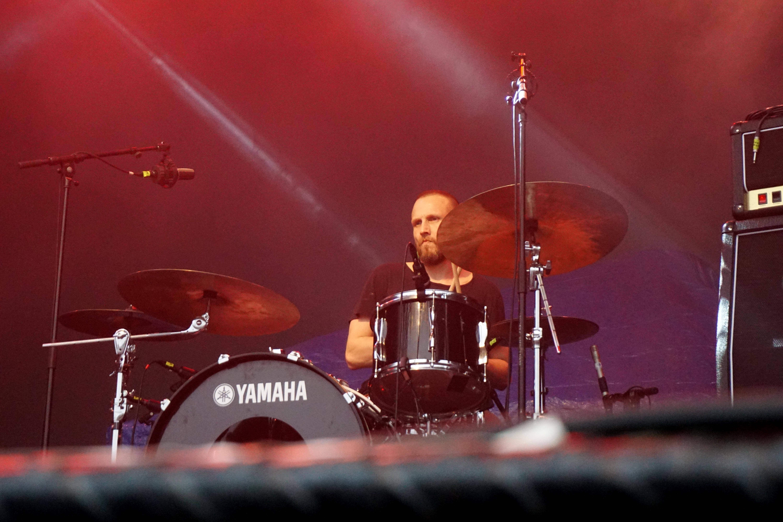 Interview Ham Iceland Arnar Geir Ómarsson drums