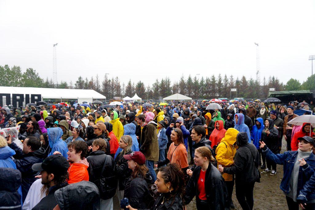 Ulfur Ulfur rap Iceland raining Secret Solstice