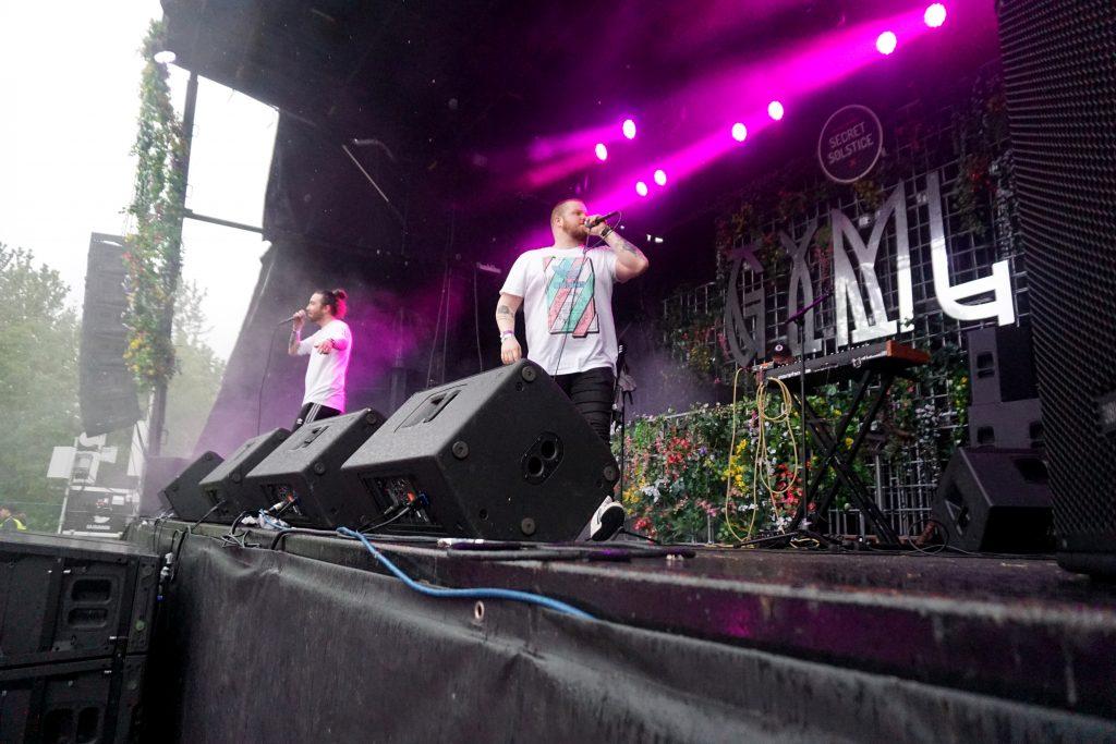 Ulfur Ulfur Iceland rap Gimli Secret Solstice Reykjavik