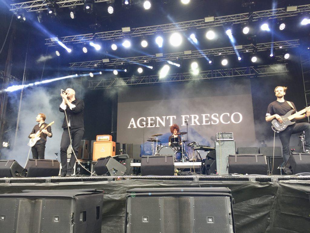 Interview Agent Fresco show SS18