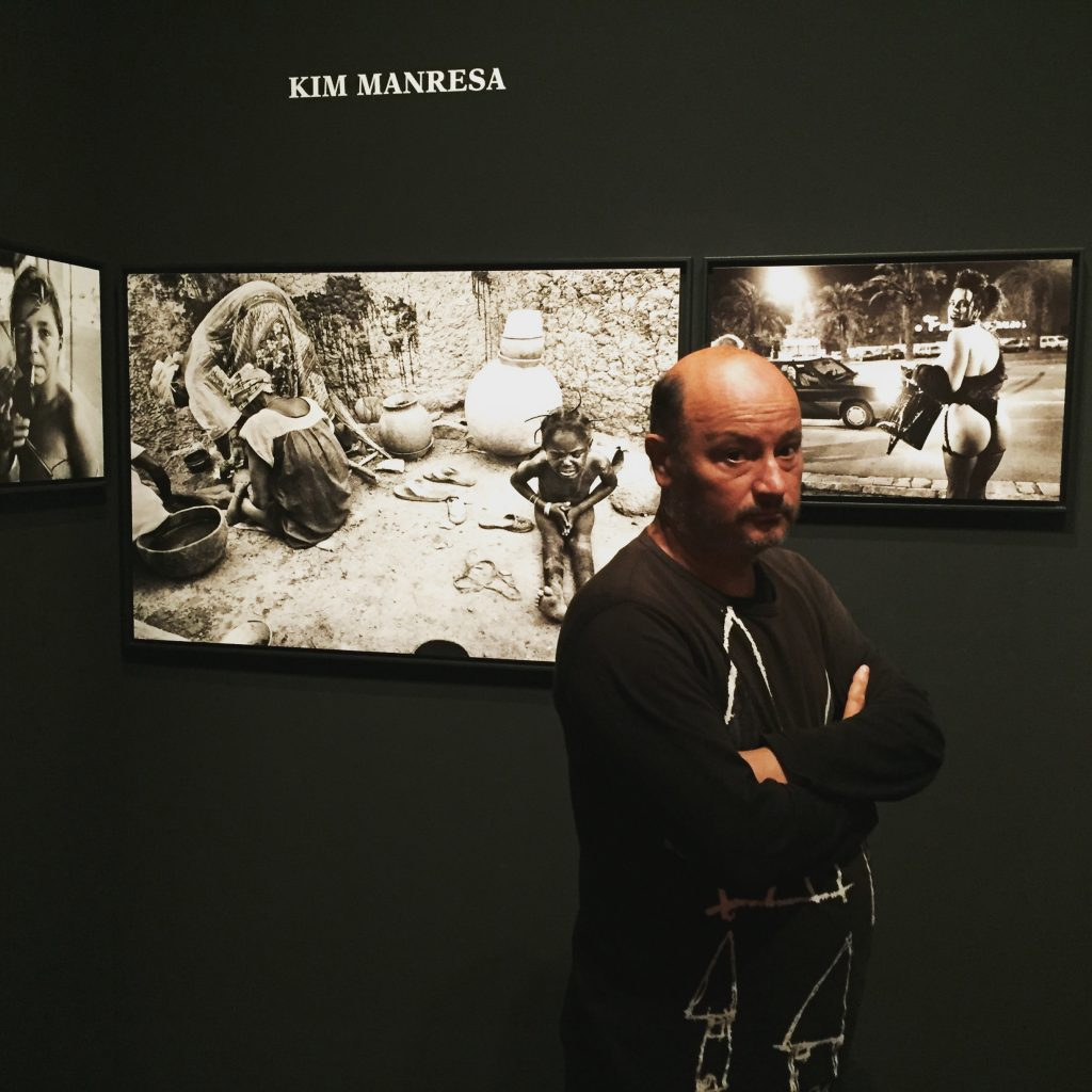 Photographer Kim Manresa interview in Barcelona