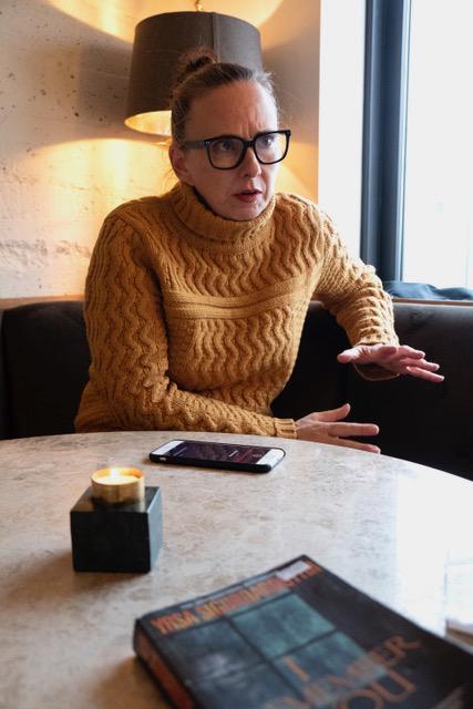 All about Yrsa Sigurdardottir