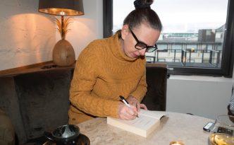 Icelandic woman writer Yrsa