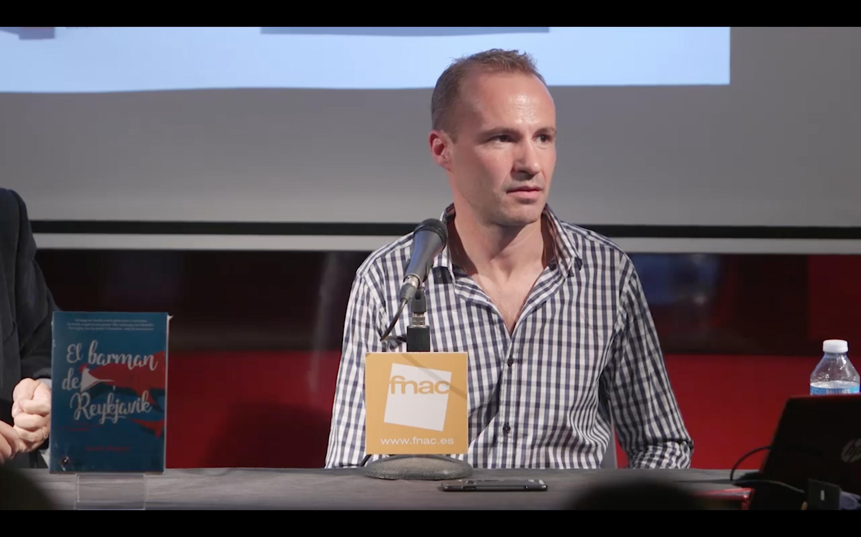 Novelas Jordi Pujola presentación FNAC 21 septiembre 2017