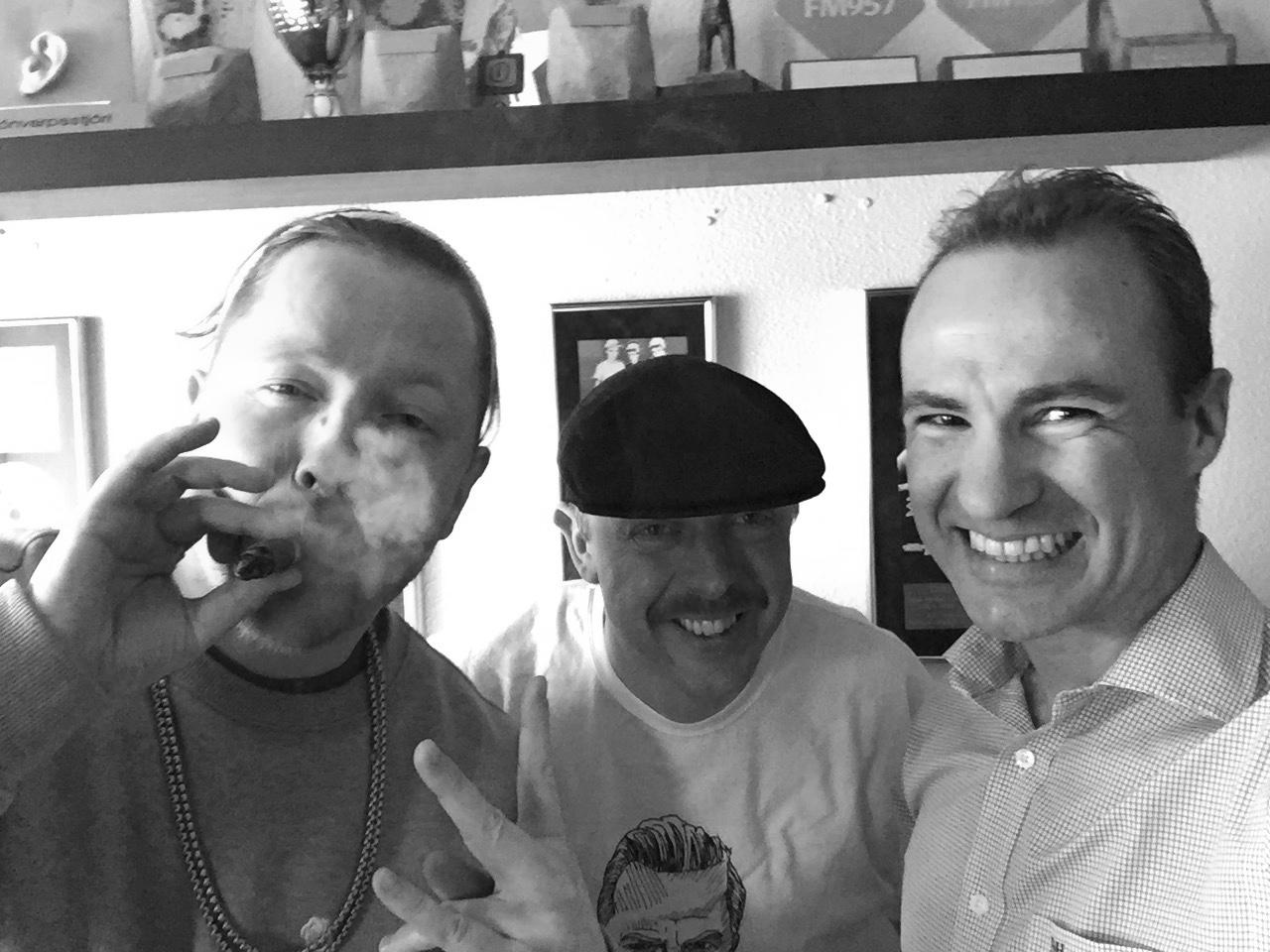 Interview rapper Blaz Roca with brother Sesar A