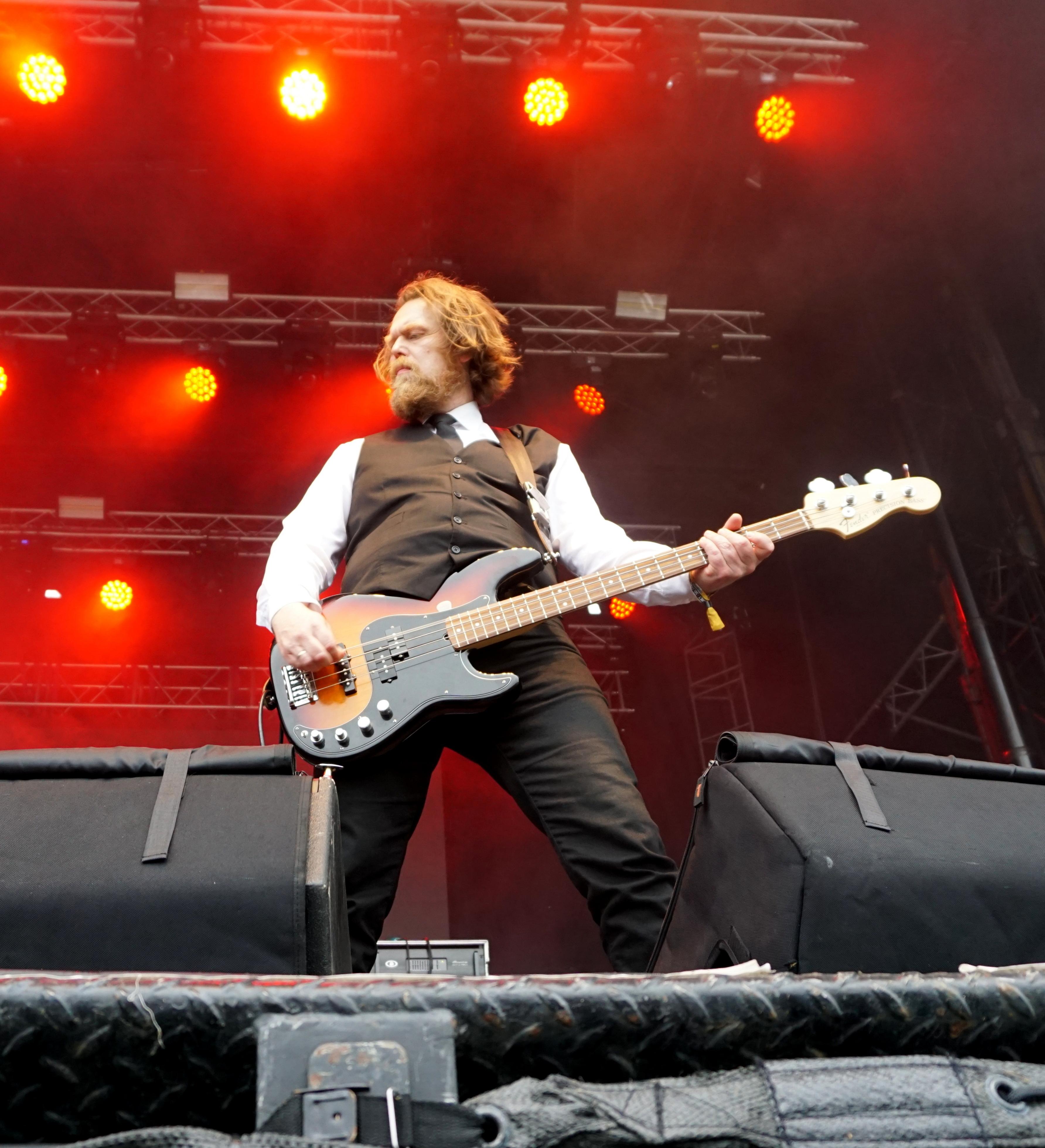 Interview HAM Iceland Björn Blöndal SecretSolstice bass