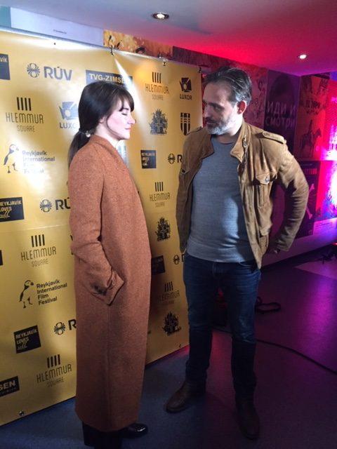 Baltasar Kormakur interview in RIFF Adrift Shailene Woodley in RIFF