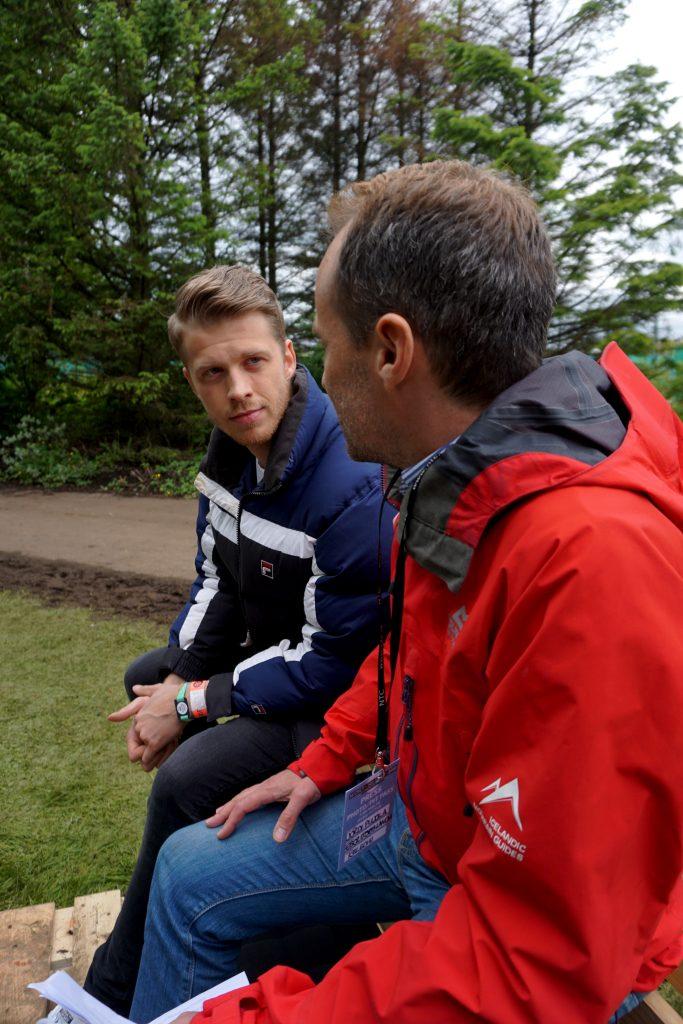 Birgir Stefansson Interview Secret Solstice 18 Iceland