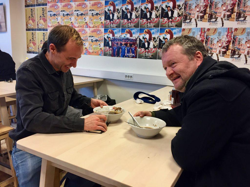 Börkur Gunnarsson interview and Jordi Pujolá Iceland