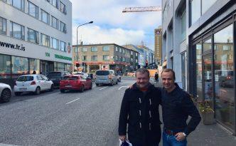 Börkur Gunnarsson interview journalist Iceland