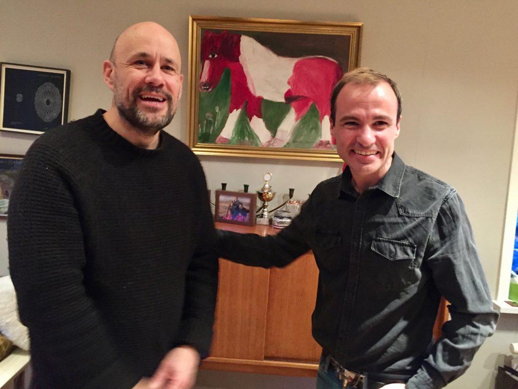 Interview Benedikt Erlingsson by Spanish writer Jordi Pujolá