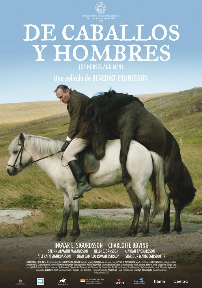 Interview Benedikt Erlingsson horse lover in Iceland