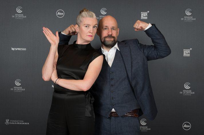 Interview Benedikt Erlingsson 2 Icelandic actors in Cannes