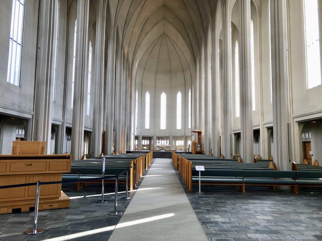 Church Iceland Reykjavik